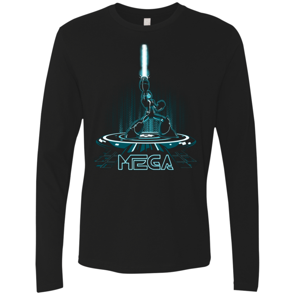 MEGA Men's Premium Long Sleeve