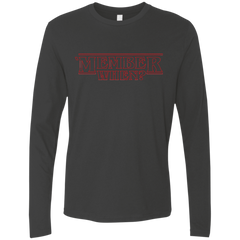 Member When Men's Premium Long Sleeve