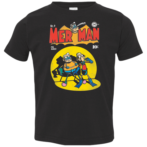 Mer Man Comic Toddler Premium T-Shirt