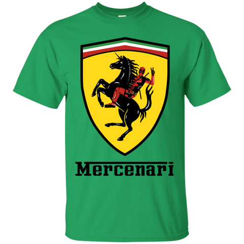 T-Shirts Irish Green / S Mercenari T-Shirt