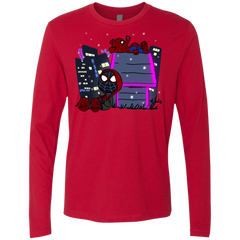 Miles and Porker Men's Premium Long Sleeve