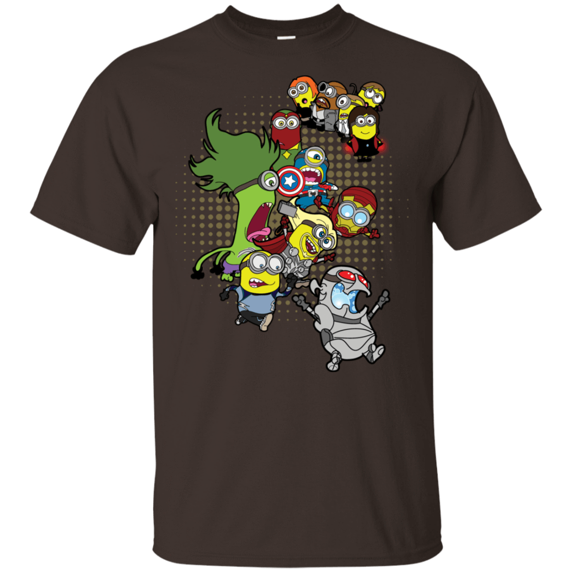 Minvengers Age of Mintron T-Shirt