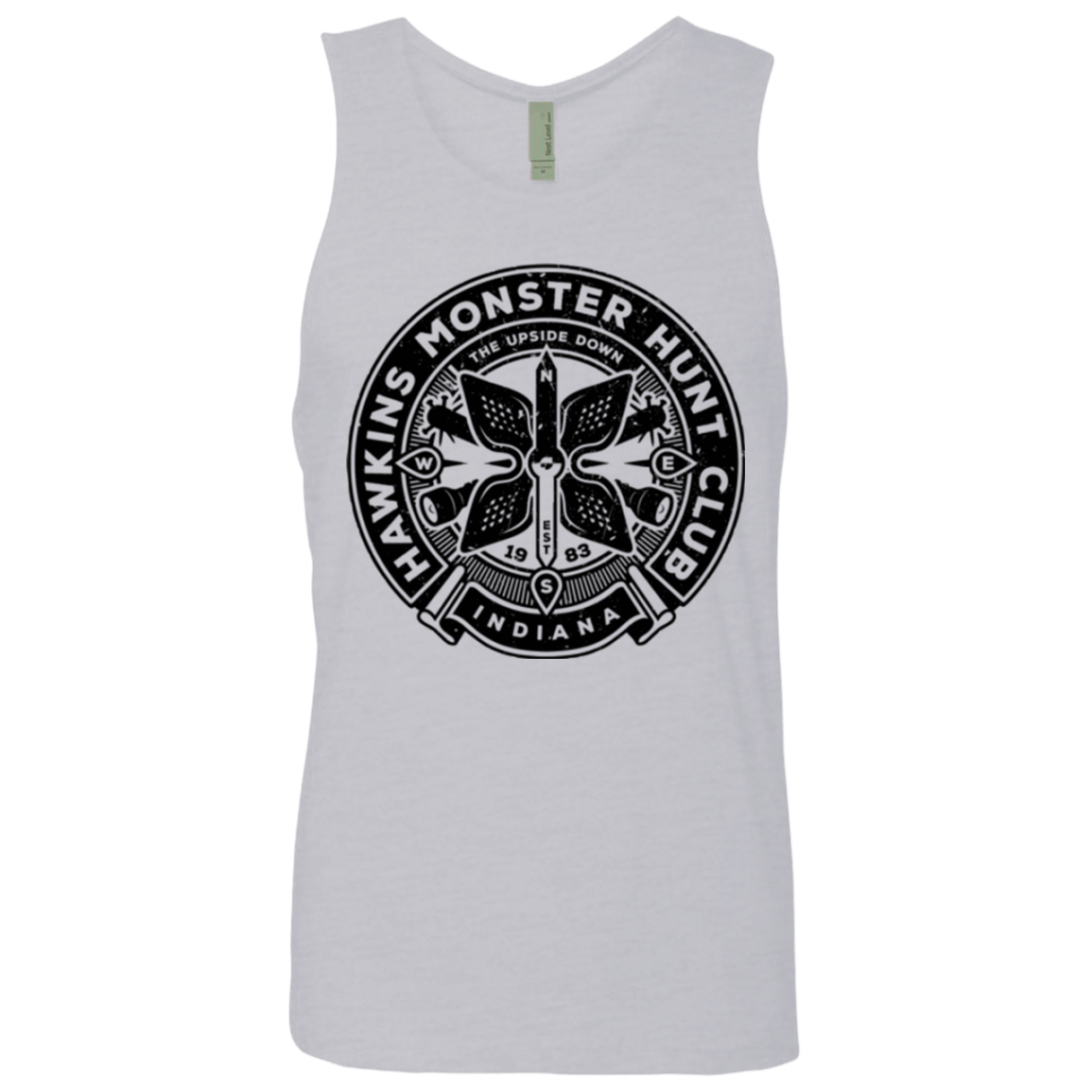 Monster Hunt Club Men's Premium Tank Top