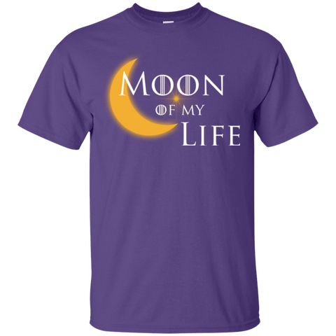 T-Shirts Purple / Small Moon of my Life T-Shirt
