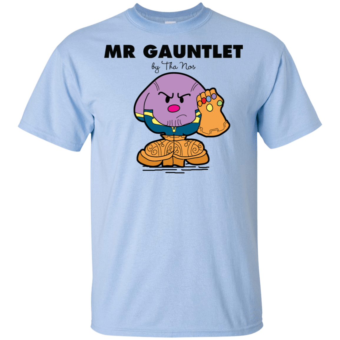 Mr Gauntlet T-Shirt