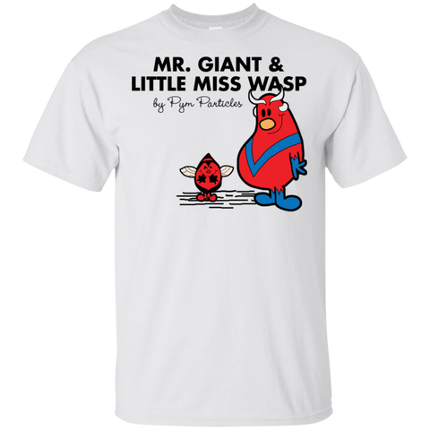 Mr Giant and Little Miss wasp T-Shirt