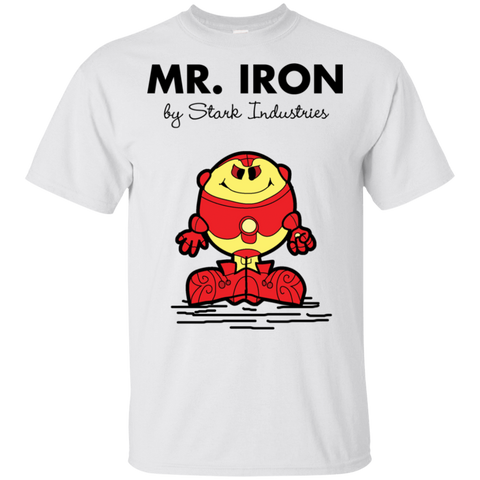 Mr Iron T-Shirt