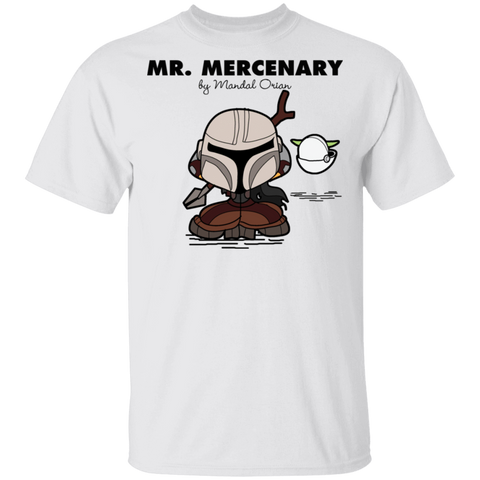 Mr Mercenary T-Shirt