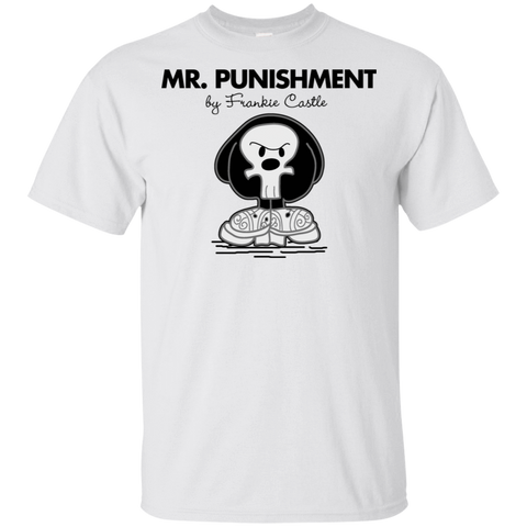Mr Punishment T-Shirt
