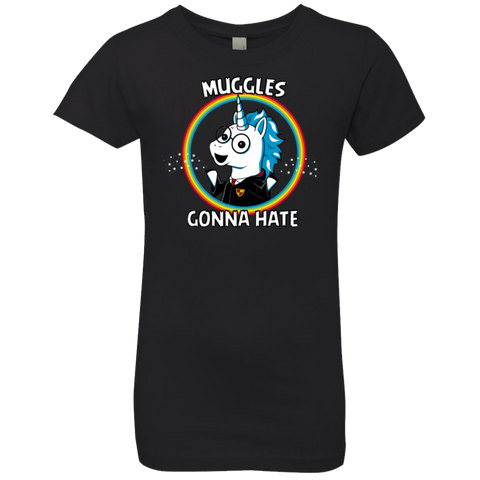 Muggles Gonna Hate Girls Premium T-Shirt
