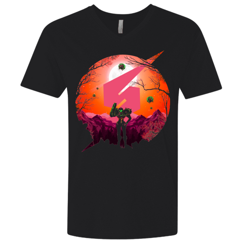My Galaxy Men's Premium V-Neck