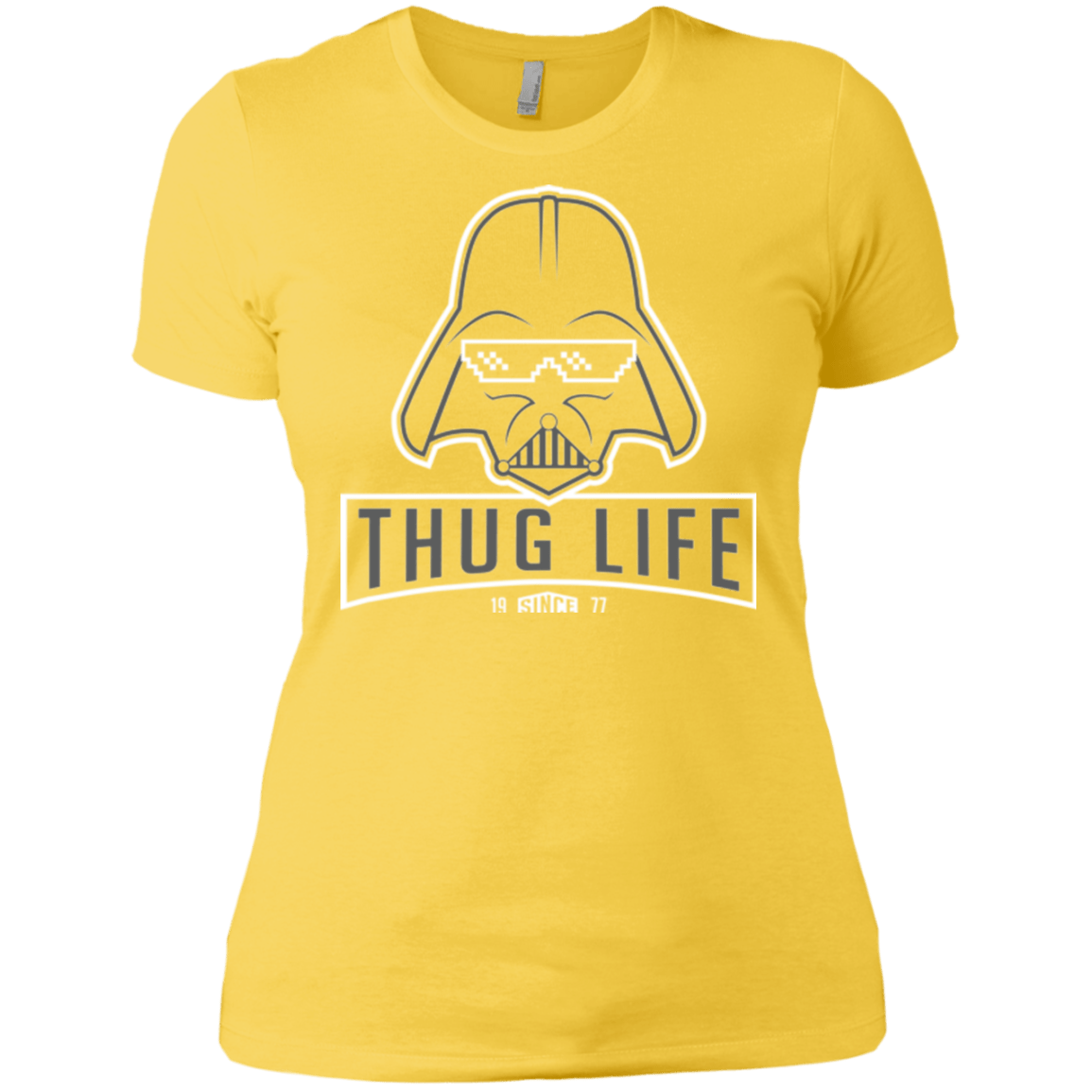 T-Shirts Vibrant Yellow / X-Small My Life (1) Women's Premium T-Shirt
