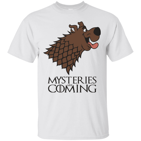 Mysteries Are Coming T-Shirt