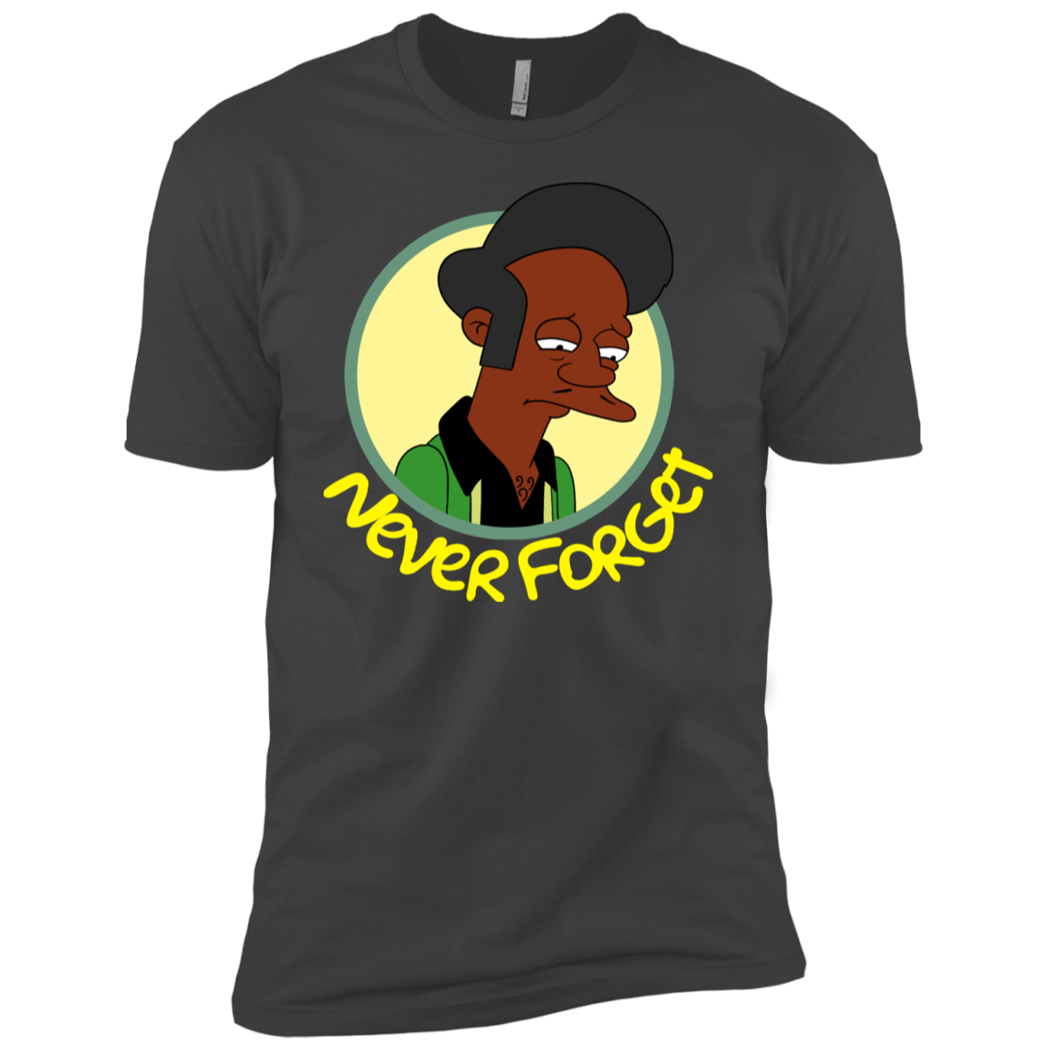 Never Forget Apu Boys Premium T-Shirt