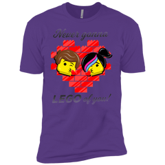 Never LEGO of You Boys Premium T-Shirt