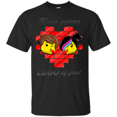 T-Shirts Black / S Never LEGO of You T-Shirt