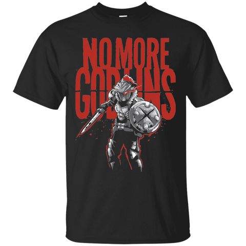 No More Goblins T-Shirt