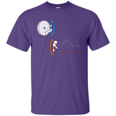 Not a Simply Portal T-Shirt