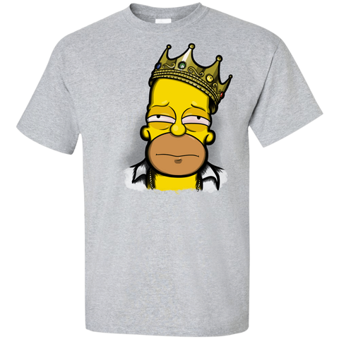 Notorious Drink Tall T-Shirt