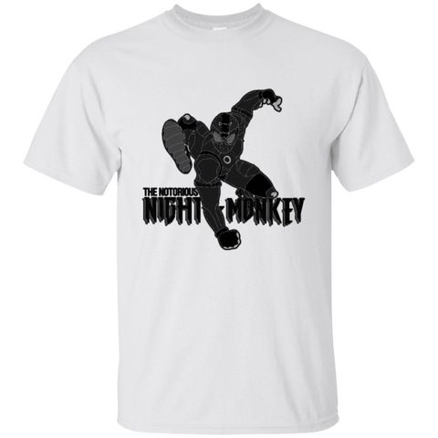 Notorious Night Monkey T-Shirt