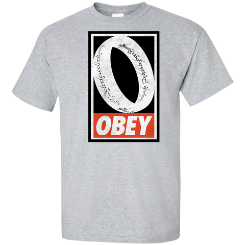 Obey One Ring Tall T-Shirt