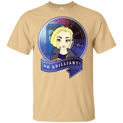 Oh Brilliant 13th Doctor T-Shirt