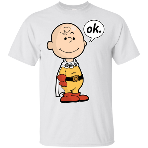 One Punch Brown T-Shirt
