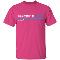 Only Commit To Master T-Shirt