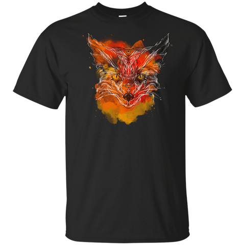 Ornamental Fox T-Shirt