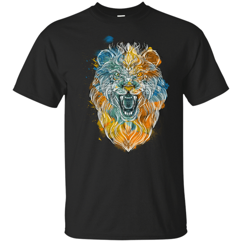 Ornamental Lion T-Shirt