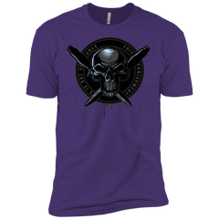 T-Shirts Purple Rush/ / X-Small Pale Rider Men's Premium T-Shirt
