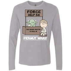 Peanut Wars 2 Men's Premium Long Sleeve