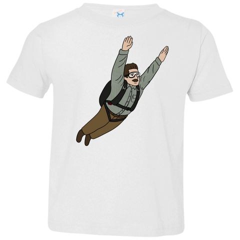 Peter is my Hero Toddler Premium T-Shirt