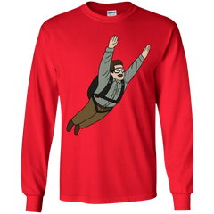 T-Shirts Red / YS Peter is my Hero Youth Long Sleeve T-Shirt