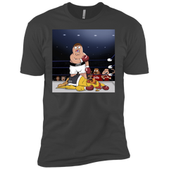 Peter vs Giant Chicken Boys Premium T-Shirt