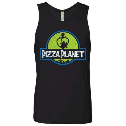Pizza Planet Men's Premium Tank Top