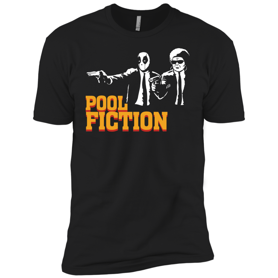 T-Shirts Black / YXS Pool Fiction Boys Premium T-Shirt