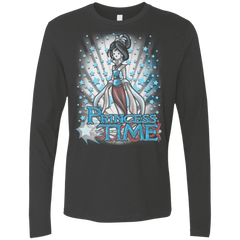 T-Shirts Heavy Metal / Small Princess Time Mulan Men's Premium Long Sleeve