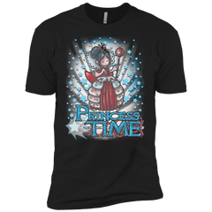 T-Shirts Black / X-Small Princess Time Vanellope Men's Premium T-Shirt