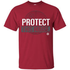 T-Shirts Cardinal / Small Protect This House T-Shirt