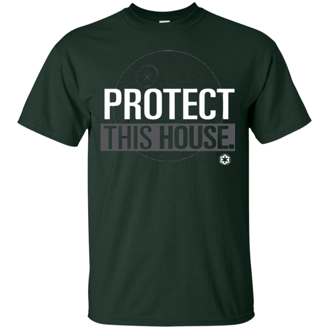 T-Shirts Forest Green / Small Protect This House T-Shirt