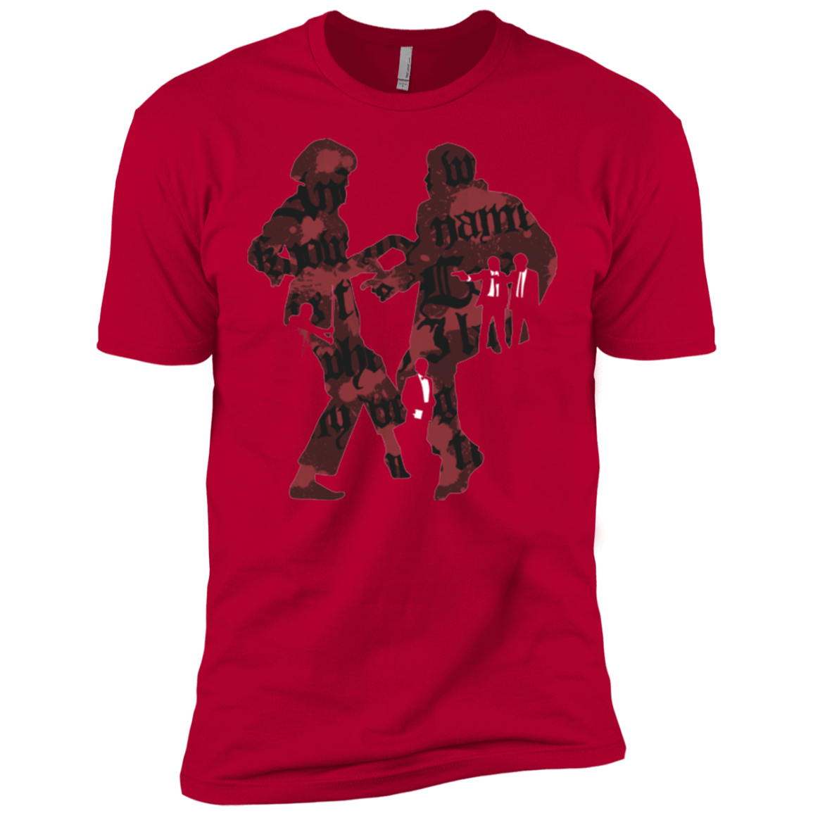 T-Shirts Red / X-Small Pulp Violence Men's Premium T-Shirt