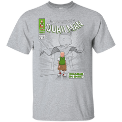 Quailman No More T-Shirt