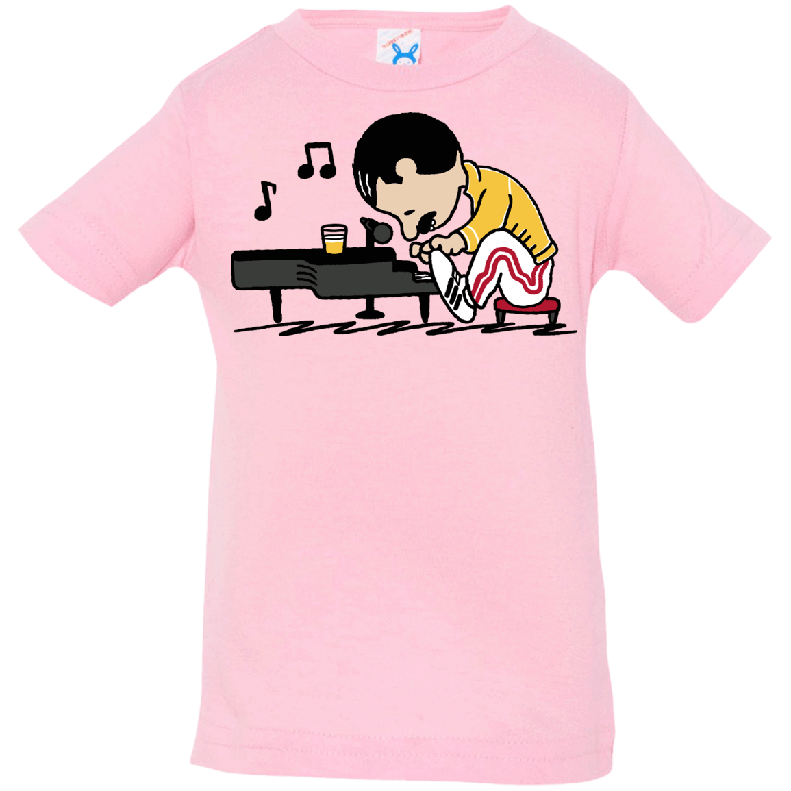 Queenuts Infant Premium T-Shirt