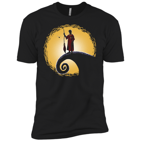 Quidditch before Christmas Boys Premium T-Shirt