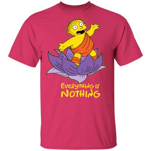T-Shirts Heliconia / S Ralph Everything is Nothing T-Shirt