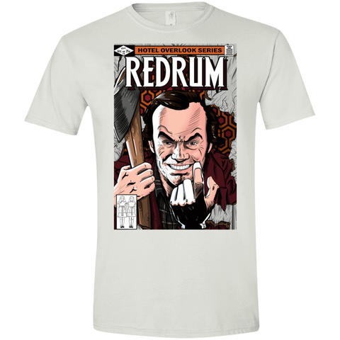 Redrum Men's Semi-Fitted Softstyle