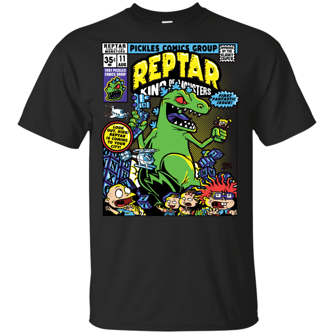 REPTAR Youth T-Shirt