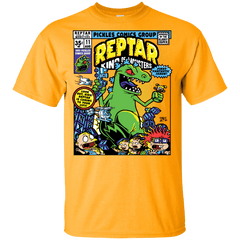 T-Shirts Gold / YXS REPTAR Youth T-Shirt