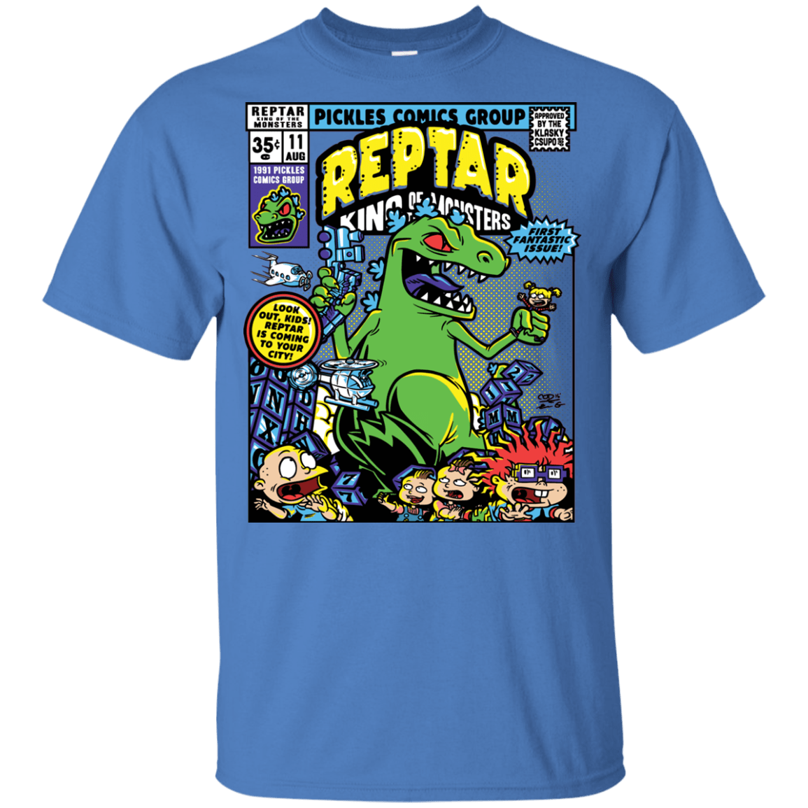 T-Shirts Iris / YXS REPTAR Youth T-Shirt